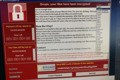 A ransomware attack is spreading worldwide, using alleged NSA exploit