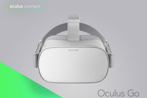 Oculus Go standalone VR headset rumored to launch at F8 developer conference