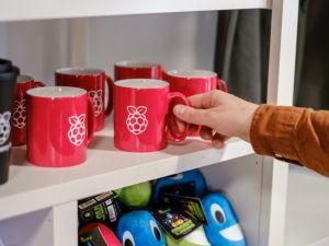 Raspberry Pi Opens Its First Retail Store