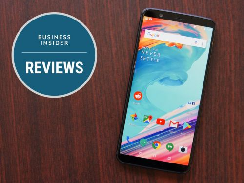 REVIEW: The OnePlus 5T is not only a bargain, it's the best Android phone you can buy at any price