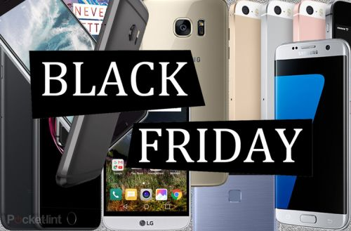 Best Black Friday UK phone deals: Samsung, iPhone and HTC sales