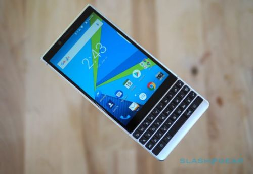 BlackBerry KEY2 first look