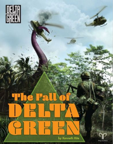 RPG Overview: Fall of Delta Green Makes Cthulhu Scary Again