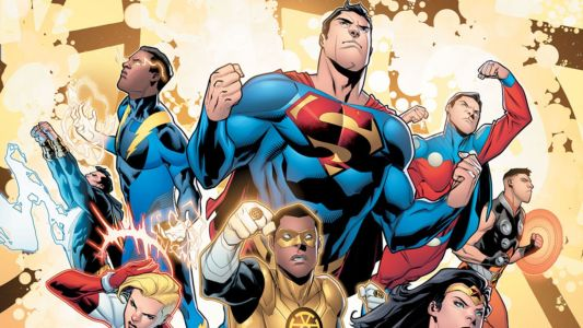 Official: Justice League vs. The Legion of Super-Heroes launches in January 2022