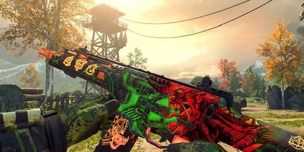 Black Ops 4 Opens Black Market, Offers Double XP This Weekend