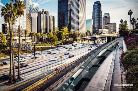 Hyperloop One joins HTT with its own hyperloop project in India