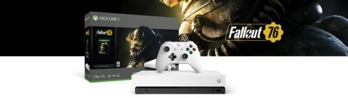 Win an Xbox One X Robot White Special Edition bundle from Windows Central