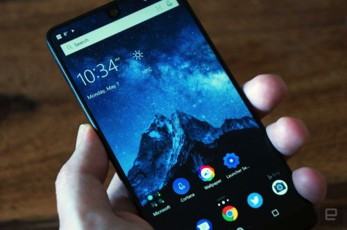 Microsoft's Android launcher can run apps from your Windows Timeline