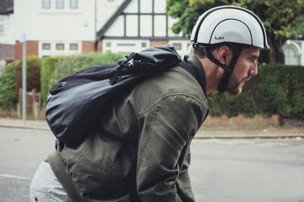 Awesome tech you can't buy yet: Folding helmets and emojis for your carna