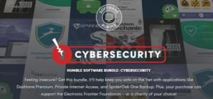 The Humble Cybersecurity Bundle offers everything you need to protect your PC for $15