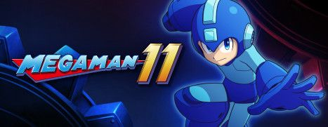 Now Available on Steam - Mega Man 11 / ロックマン11 運命の歯車!!