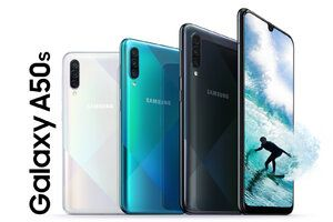 Samsung unveils the new Galaxy A50s and A30s: triple camera, massive display and battery