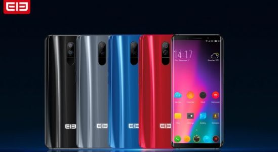 Elephone U and U Pro Back Cover's Technology & Colors