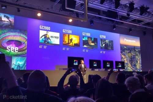 Panasonic 2019 OLED TV line-up expands to four different models all with Dolby Atmos and wide HDR support