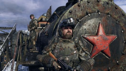 Today's Metro Exodus Update Adds New Game Plus