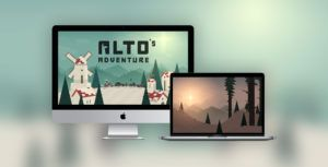 Alto's Adventure is now available on macOS