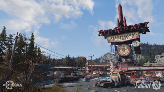 Fallout 76 Is Now Live And Playable