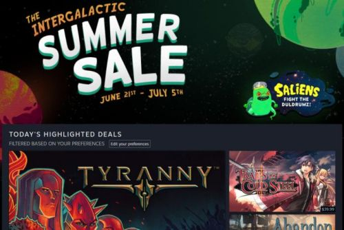 Here Are 13 Great Games You Can Get Dirt Cheap During The Steam Summer Sale