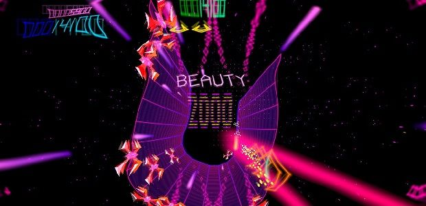 Tempest 4000 is out now and just as Jeff Minter as ever