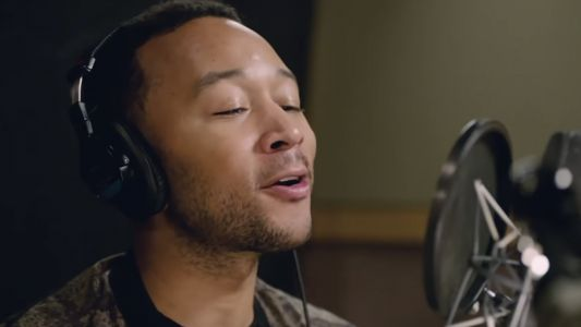Google Home can now talk to you with John Legend's voice