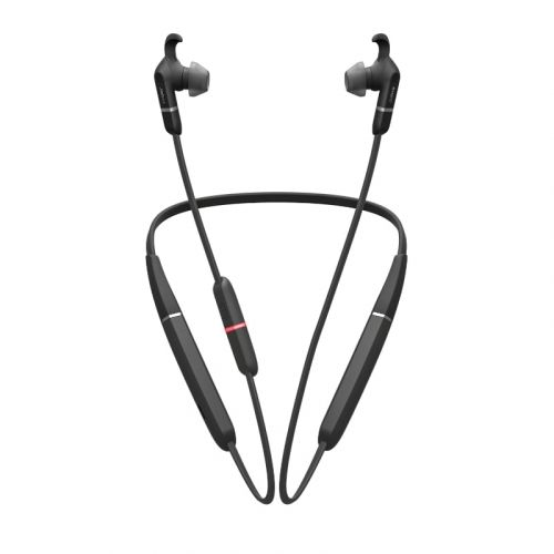 Jabra Launches UC, Skype For Business Certified Evolve 65e Earbuds