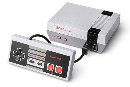 The NES Classic Edition is available on Amazon, so get it before it's gone