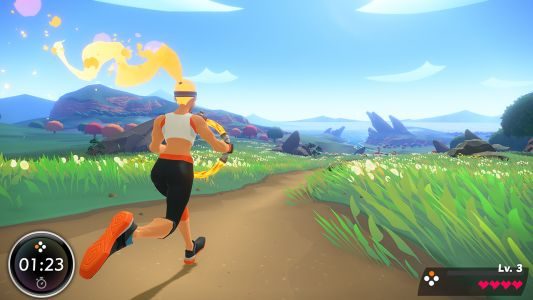 Nintendo Switch's Ring Fit Adventure Feels Like Wii Fit With Stronger Gameplay Hooks