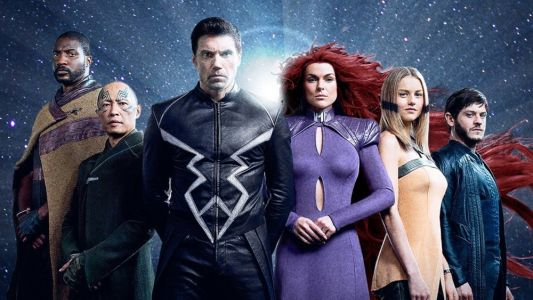 Marvel's INHUMANS May Have Already Been Cancelled By ABC Before it Even Premieres