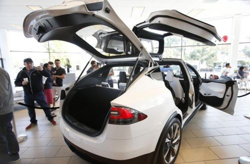 Tesla to organizers of female-exploitation event: no Model X for you