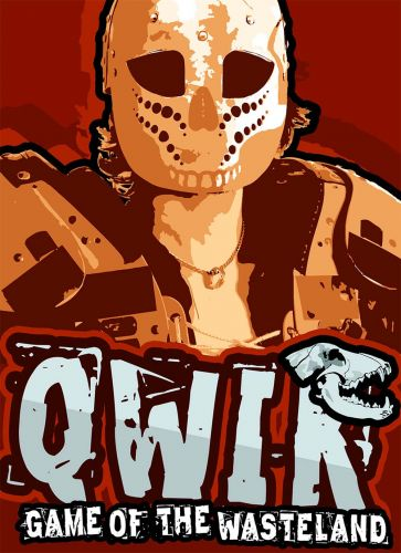 Rebel Minis Releases Qwik: A Game of the Wastelands