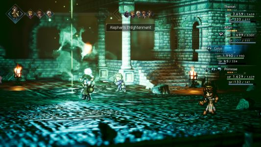 Switch RPG 'Octopath Traveler' gives you too many roles to play