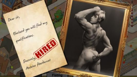 Max Gentleman Sexy Business is the Victorian Dating Sim We Didn't Know We Needed