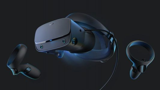 New Oculus Rift S ditches the external sensors, costs $399