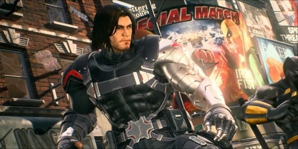 The Winter Soldier, Black Widow, And More Join Marvel Vs Capcom: Infinite In New DLC Pack