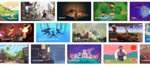 All The Games Confirmed For Apple Arcade