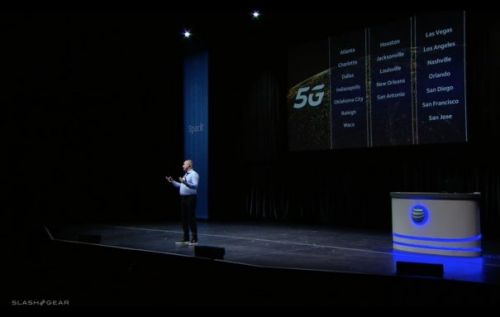 These cities get 5G first from AT&T