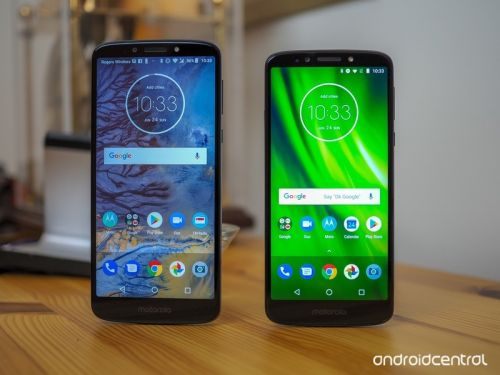 Moto G6 Play vs. Moto E5 Plus: Which should you buy?
