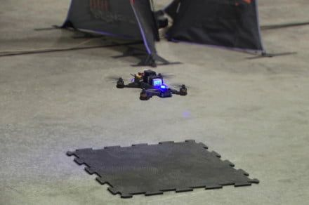Watch NASA's A.I. race a pro drone pilot - you'll never guess who wins