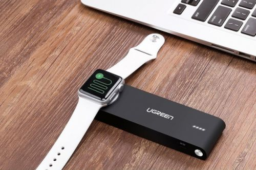 A single $50 device can charge your iPhone and wirelessly charge your Apple Watch on the go