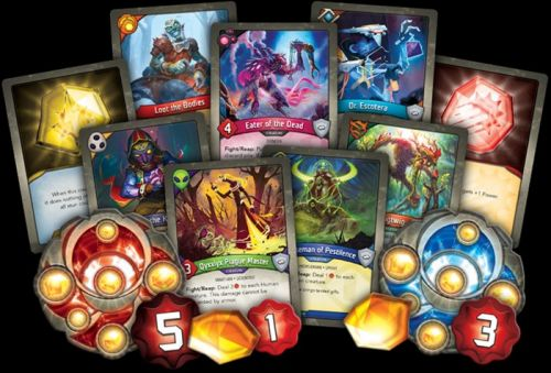 KeyForge Now Available