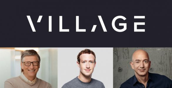Zuck and Bezos back seed stage scout fund Village Global