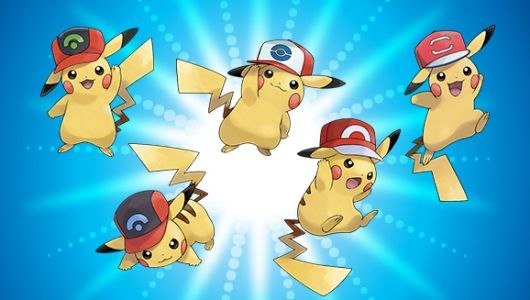 Pokemon: Free Ash's Pikachu Available For Ultra Sun And Moon