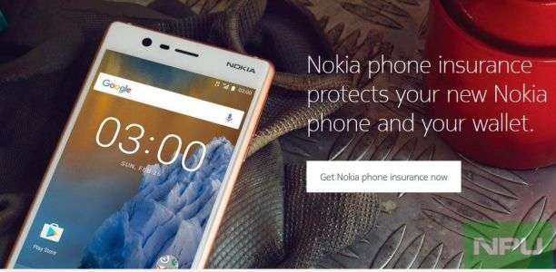 You can buy insurance for Nokia Android Phones in Europe now