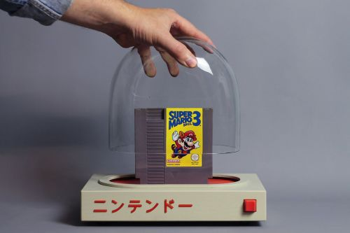The Pyua is the proper way to enshrine and play classic Nintendo games