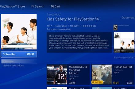 How to set up parental controls on your PlayStation 4