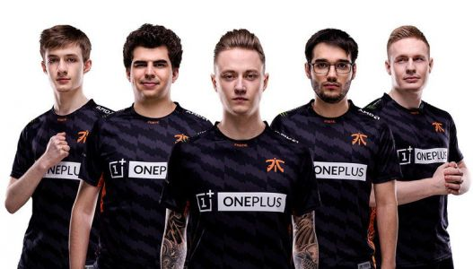 FNATIC esports got its Twitter account wiped for being 'underage'