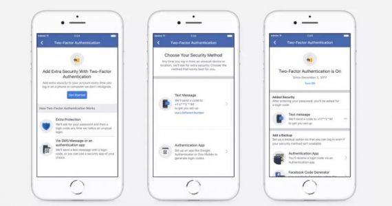 Facebook now supports 2-factor authentication without SMS, here's how to set it up