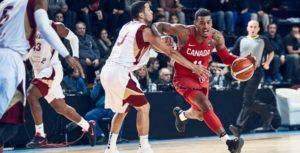 DAZN adds FIBA basketball to its Canadian sports streaming platform