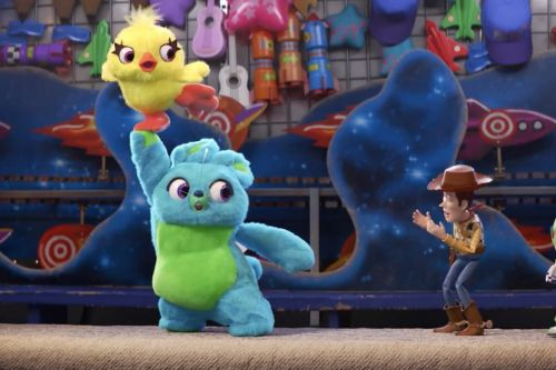 Toy Story 4's latest teaser is a 'trailer reaction' video starring Key and Peele