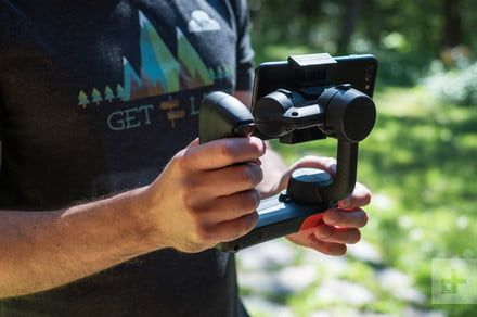 Freefly Movi gimbal is designed for smartphone filmmakers